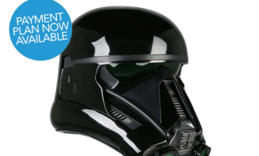 ROGUE ONE: A STAR WARS STORY Death Trooper Helmet Accessory -- Payment Plan Available!