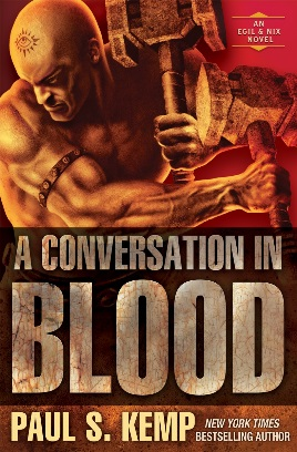 'A Conversation in Blood' – The Latest from 'Lords of the Sith' Author Paul S. Kemp