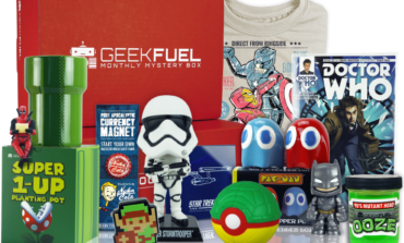 Welcome to Geek Fuel! Receive a Bonus Star Wars Item in Your First Box!
