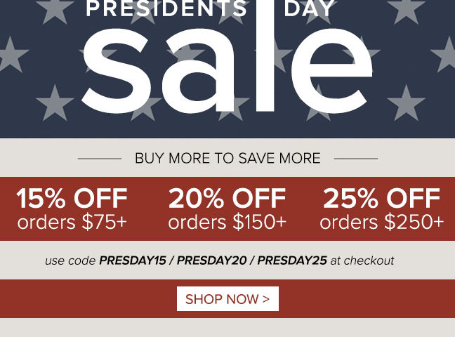 Save Big on Star Wars Accessories and More this Presidents' Day at CuffLinksDotCom