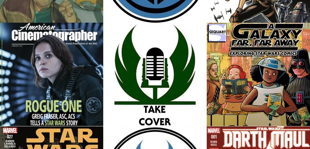 Take Cover: Episode 14 from Jedi News Network