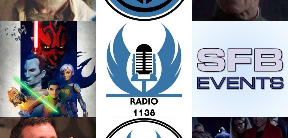 Listen to RADIO 1138 Episode 58 from Jedi News Network