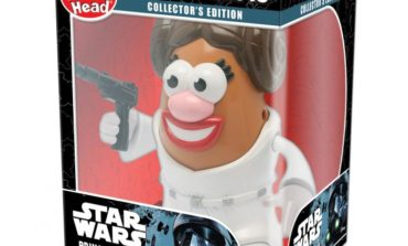 Princess Leia Mrs. Potato Head PopTater Available for Pre-Order