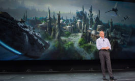 Star Wars Land to Open at Disney Parks in 2019