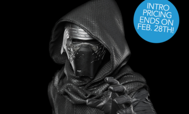 Intro Pricing Ends 2/28 for Kylo Ren Costume Ensemble from ANOVOS