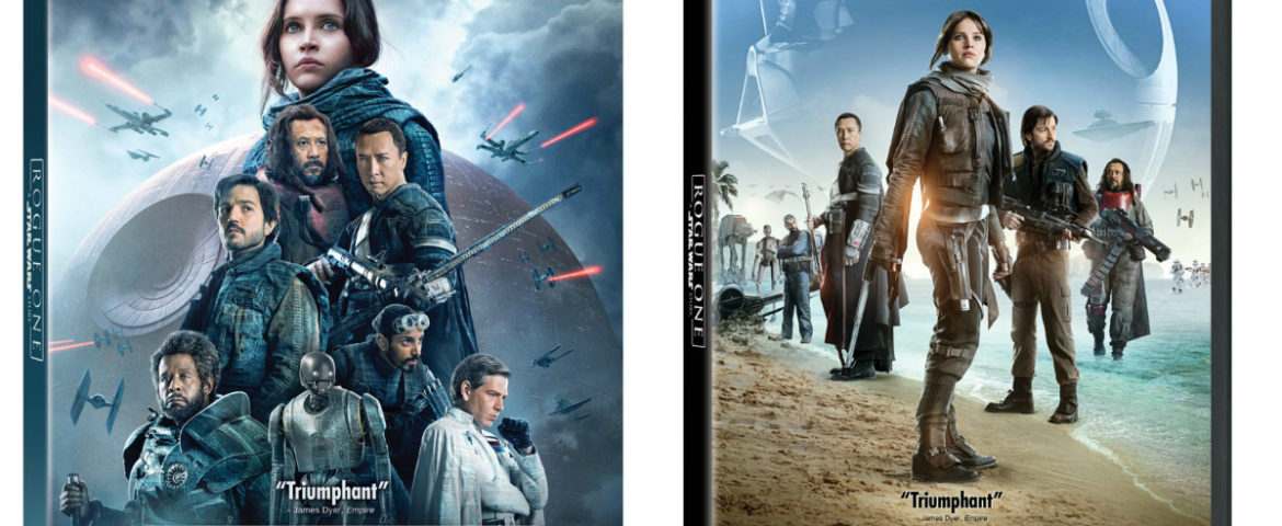 Rogue One: A Star Wars Story Arrives Soon on Digital HD and Blu-Ray