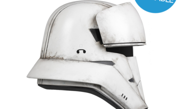 Payment Plan Option Now Available for the Rogue One Tank Trooper Helmet Accessory from ANOVOS
