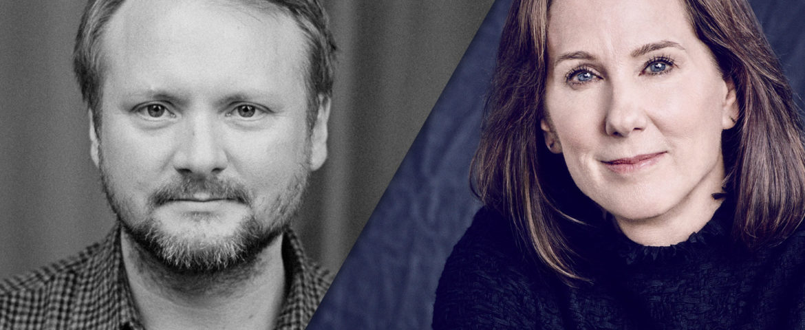 Star Wars Celebration | 'The Last Jedi' Director Rian Johnson and Lucasfilm's Kathleen Kennedy Confirmed