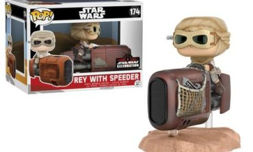 VIDEO: A Closer Look at Funko's Star Wars Celebration Exclusives