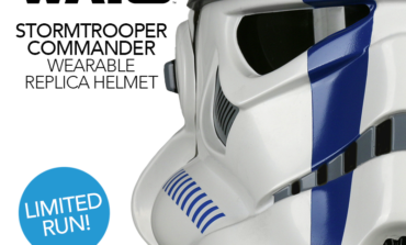 Interest List Available for Star Wars Stormtrooper Commander Helmet Accessory from Anovos