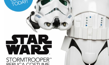 Last Chance to Pre-order Star Wars Imperial Stormtrooper Armor Kit from Anovos