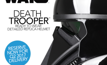Limited Reservation Availability — 'Rogue One: A Star Wars Story' Death Trooper Helmets from Anovos