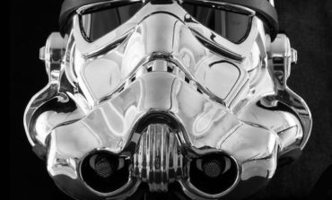 Star Wars Celebration Exclusive 40th Anniversary Stormtrooper Helmet from EFX Collectibles