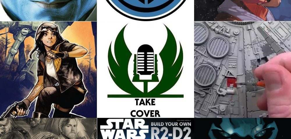 Check Out Take Cover Episode 15 from Jedi News Network