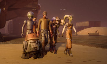 """Star Wars Rebels"" Returns for a Fourth Season This Fall!"