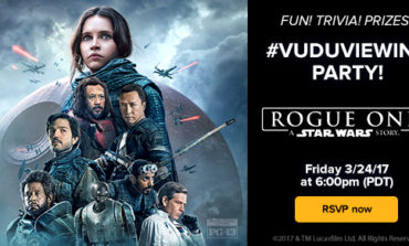 Enter to Win a Free Digital Code for 'Rogue One: A Star Wars Story' from Coffee With Kenobi and VUDU! Viewing Party Announced!