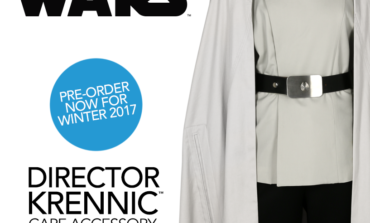 Director Krennic Cape Accessory from Rogue One Available for Pre-Order from Anovos