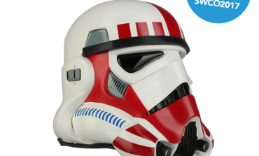 Imperial Shock Trooper Wearable Replica Helmet — On Sale Now from Anovos