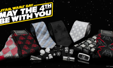 Enter to Win the CuffLinksDotCom 'May the Fourth' Star Wars Day Giveaway!