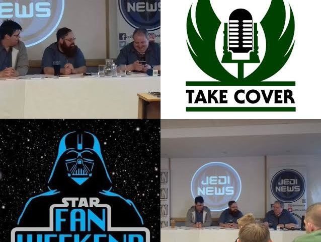 Check Out the Latest Episode of Take Cover from Jedi News Network