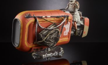 Star Wars: The Black Series Scavenger Rey and Her Speeder Revealed by Hasbro