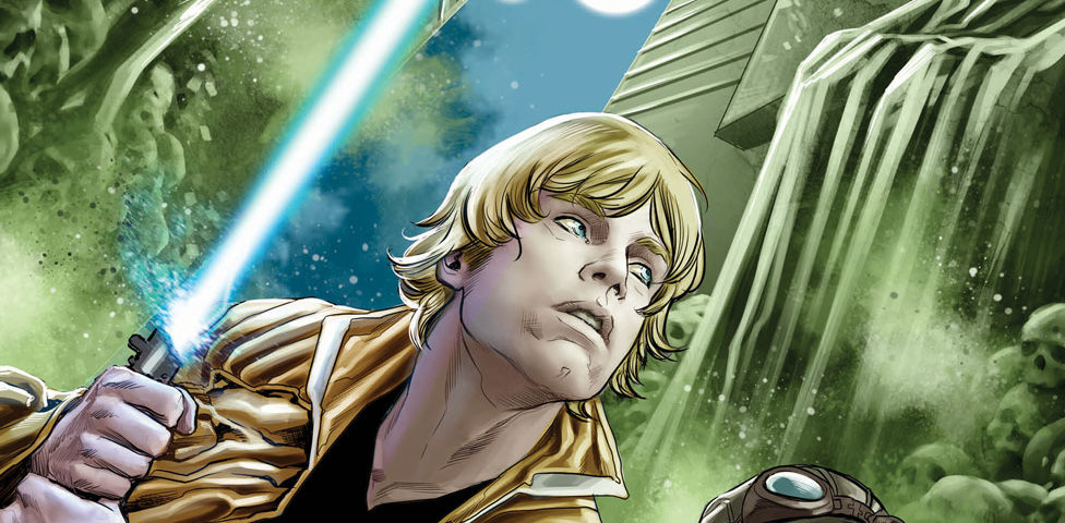 Star Wars: The Screaming Citadel #1 – Your First Look at the New Epic Crossover