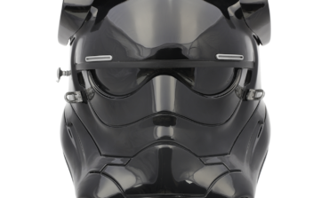 Star Wars: The Force Awakens First Order TIE Pilot Helmet Accessory - Very Limited Quantities Available