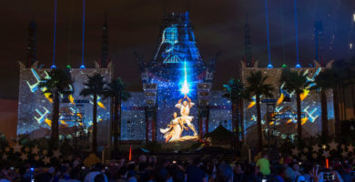 Tickets Now Available for 'Star Wars: Galactic Nights' at Disney's Hollywood Studios