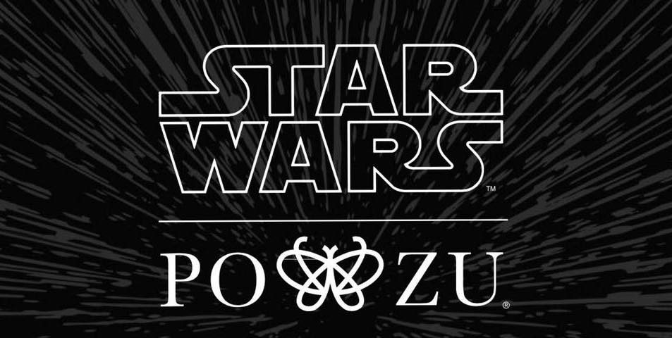 Star Wars™ | Po-Zu Co-branded Footwear Launches Pre-orders today, May the 4th, Star Wars Day.