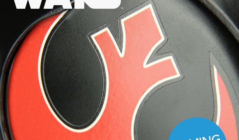 Interest List Available for Poe Dameron Black Squadron Replica Helmet from Anovos