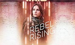 Audiobook Review: Rebel Rising by Beth Revis, Narrated by Rebecca Soler