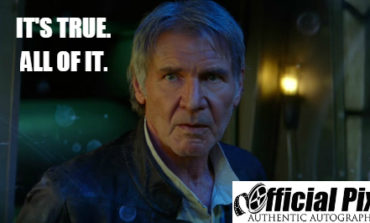 Official Pix Announces Next Harrison Ford Signing; Pre-orders Start May 15