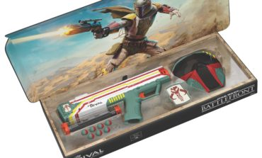 NERF Rival Star Wars Battlefront Blaster and Face Mask Set Available This Spring