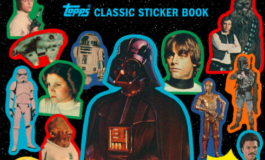 Book Review: Star Wars Topps Classic Sticker Book