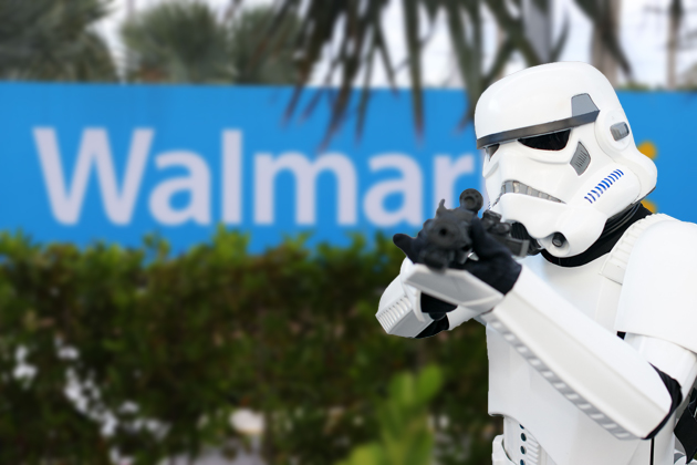 Walmart Celebrates Star Wars Day with New Items and Exclusives