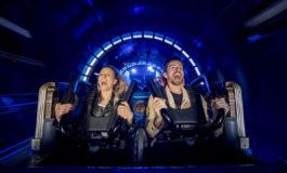 Star Wars Hyperspace Mountain Now Open at Disneyland Paris