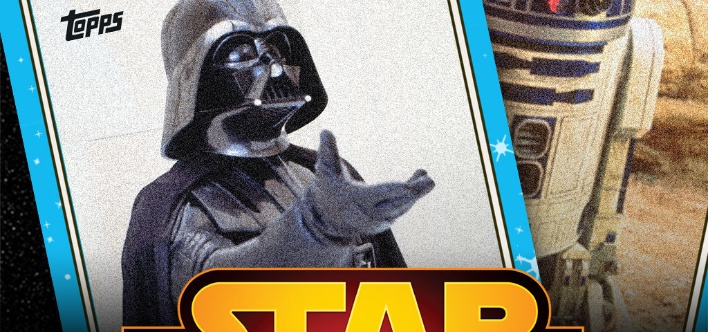 Star Wars Day Exclusive Cards and More from the Topps Star Wars Card Trader App!