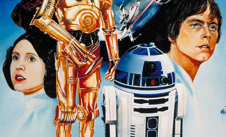 New Star Wars 40th Anniversary Cards Available from the Star Wars Card Trader App