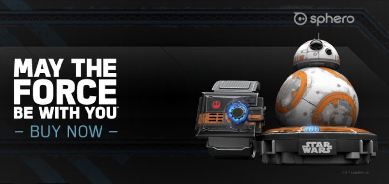 May the Fourth Deals from BB-8 and Sphero
