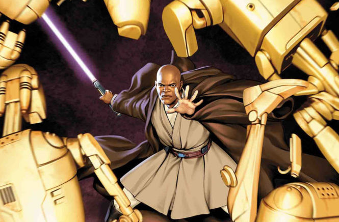 Mace Windu is Getting His Own Marvel Comics Mini-Series — UPDATED