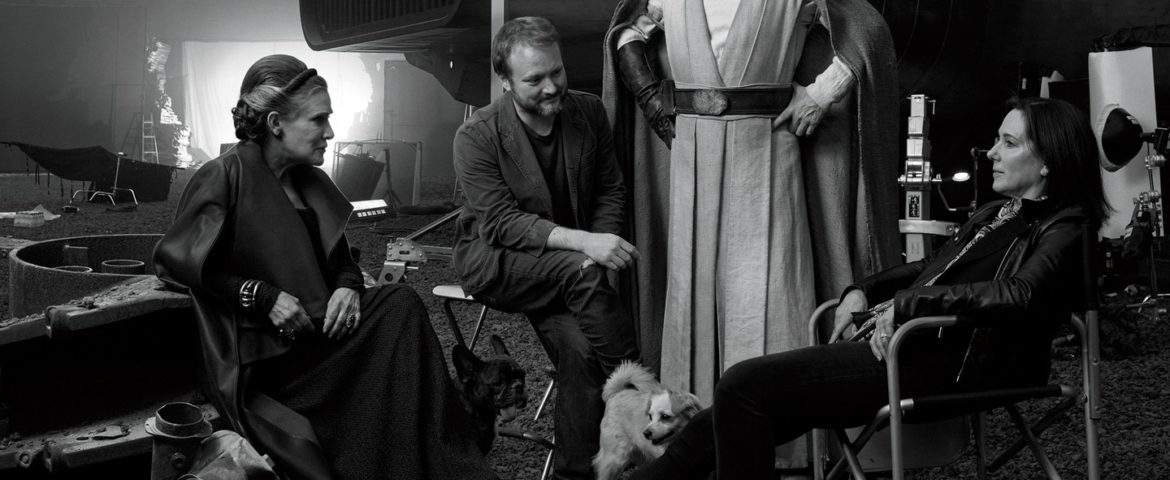 Highlights from Vanity Fair's 'The Last Jedi' Reddit AMA