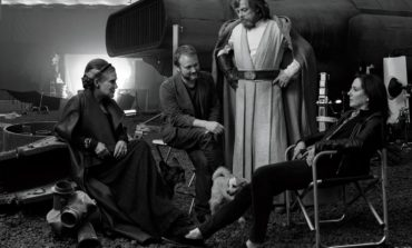 Star Wars Director Rian Johnson on The Last Jedi's First Cut and New Trilogy