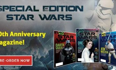 Announcing Beckett Entertainment's 40 Years of STAR WARS Collector's Edition Magazine *UPDATED*