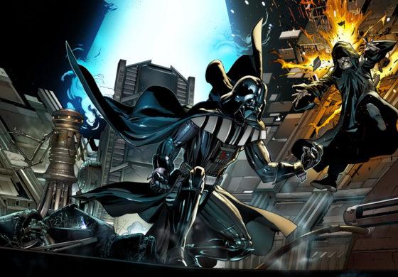 Coffee With Kenobi's Dan Z Examines Darth Vader #1 for Comic Book Galaxy