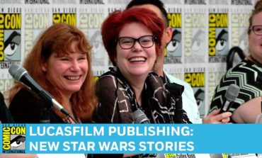 SDCC: Lucasfilm Publishing -- New Star Wars Stories Panel [Video]