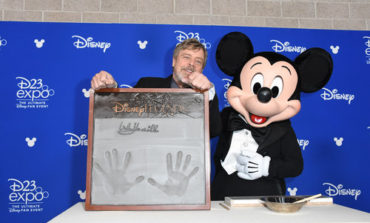 Mark Hamill Becomes Disney Legend at D23 -- Official Images and Video