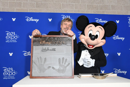 Mark Hamill Becomes Disney Legend at D23 — Official Images and Video