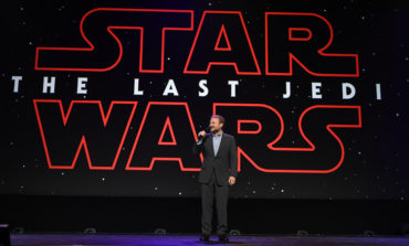 Star Wars: The Last Jedi at D23 -- Official Images and Video