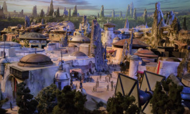 Detailed Model of Star Wars-Themed Lands Revealed at Disney's D23 Expo