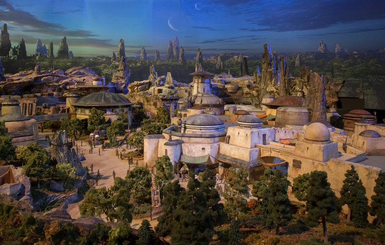 Star Wars Land Finally Has A Name! ***Updated***